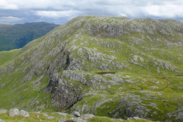 Photo of Looking across to Meall nan Eun