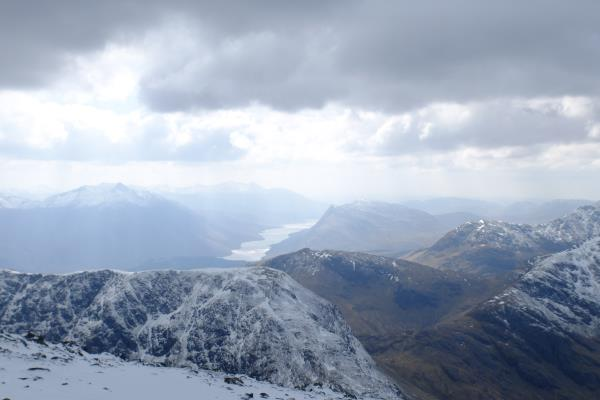 Photo of Looking out to Glen Etive