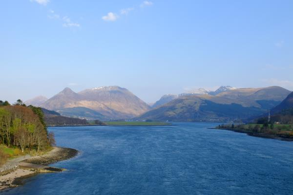 Photo of Evening view from Ballachulish bridge