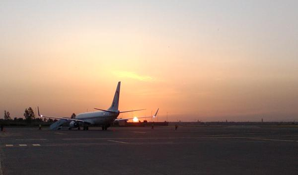 Photo of Sunset at arrival
