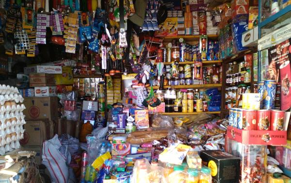 Photo of Oukaimeden shop selling just about everything