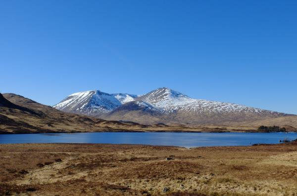 Photo of Am Monadh Dubh (Black Mount)