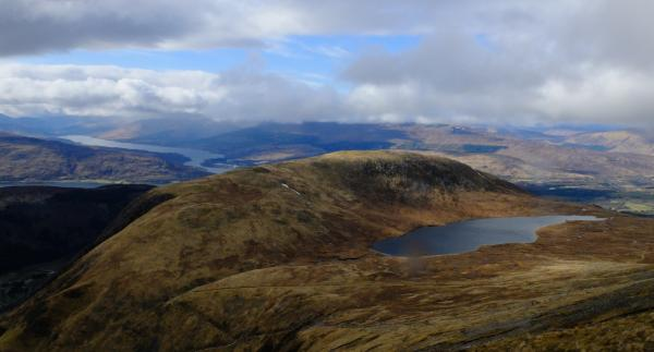 Photo of Half way lochan, Lochan Meall an t-Suidhe
