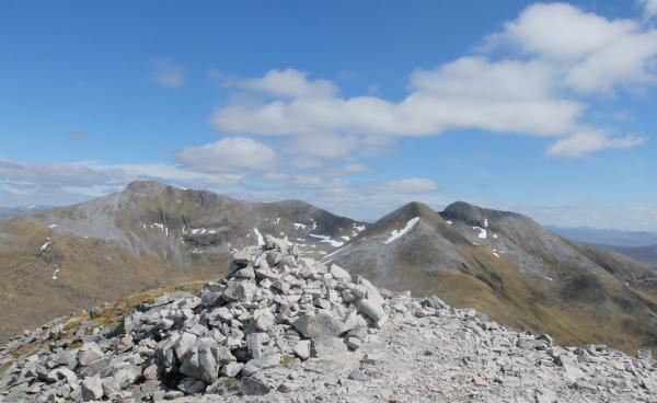 Photo of Summit of Stob Coire a' Chairn