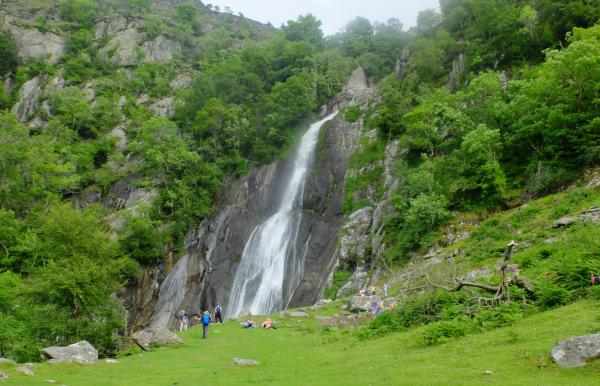 Photo of Aber Falls
