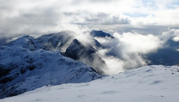 Photo of Atmospheric Aonach Eagach