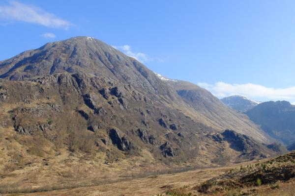 Photo of View across to Ben Nevis