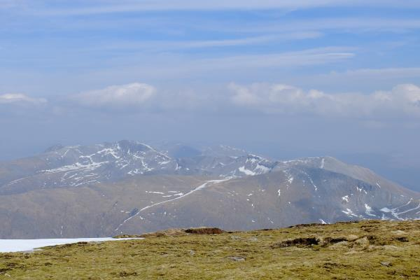 Photo of Looking over to the Grey Corries