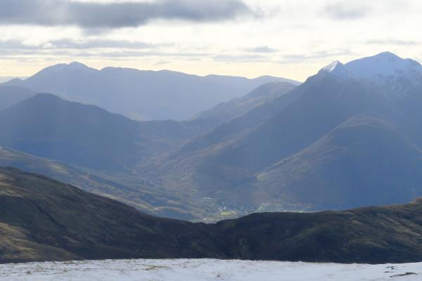 Photo of Looking down into Ballachulish