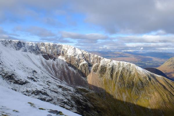 Photo of Ridge up to Mullach nan Coirean