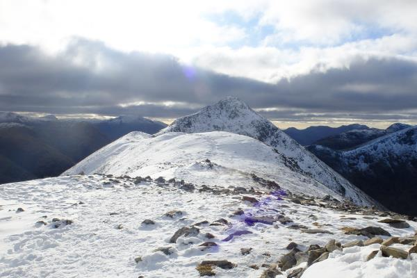 Photo of Route to Stob Dubh