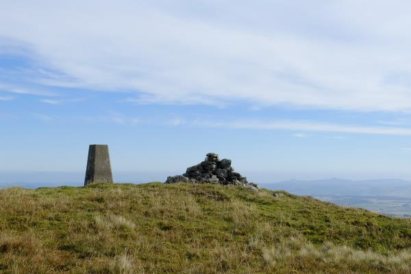 Photo of Top of Meall Tarsuinn