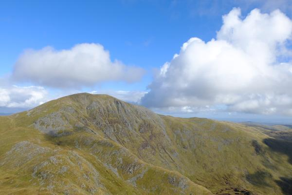 Photo of Ben Vorlich clear of clouds